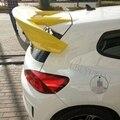 Высокое качество ABS Материал задний спойлер на крышу губы багажник крылья для Volkswagen VW Scirocco 2010 +