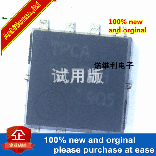 5pcs 100% New Original TPCA8047-H TPCA8047 QFN8 DC- DC Converter Application In Stock