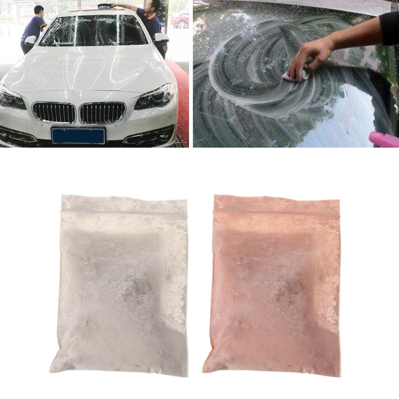 100g Glass Polish Cerium Oxide Powder Car Window Scrach Remove Repair Auto Care N1HF