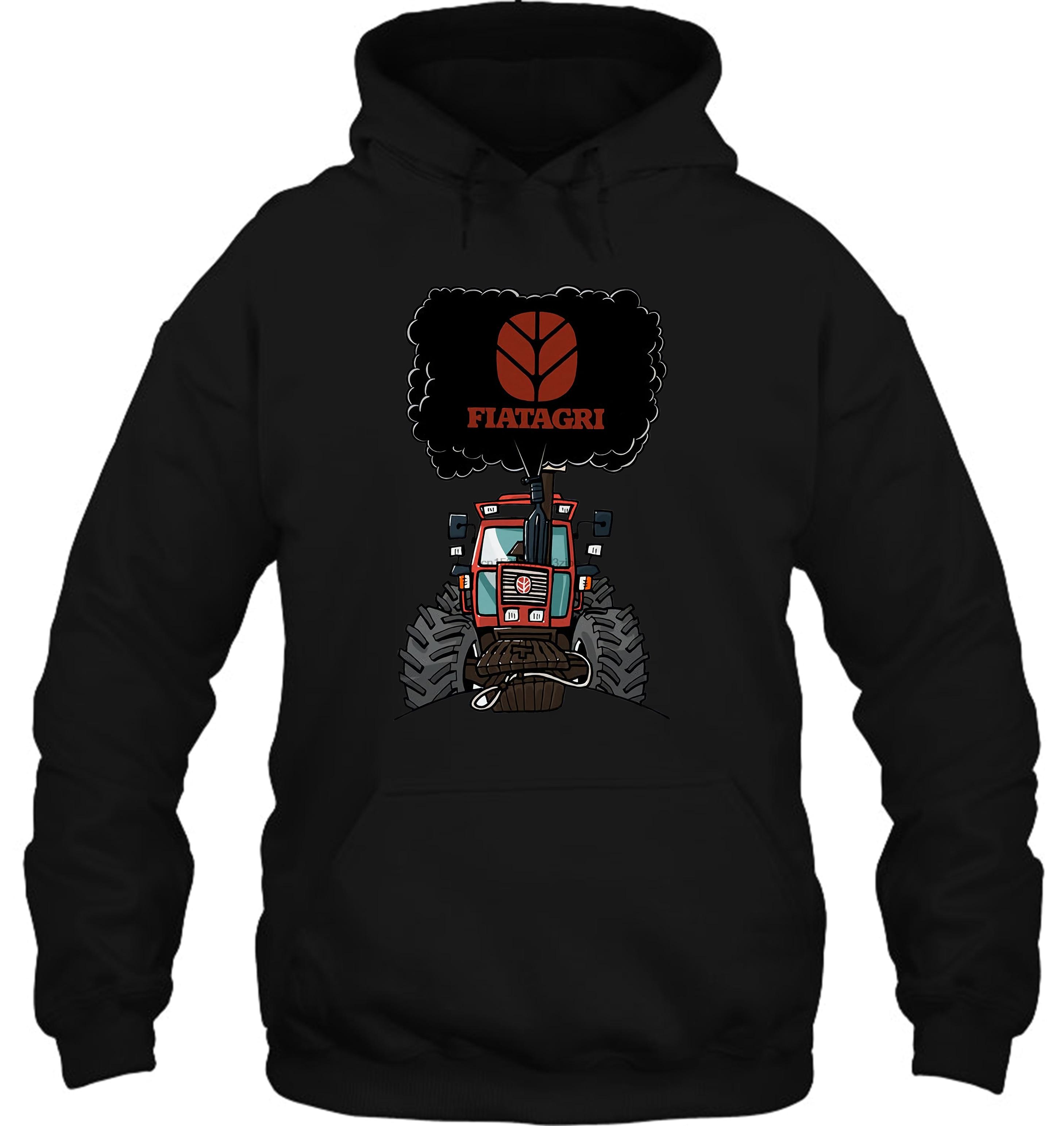 Fiatagri Tractor Men's Streetwear Men Women Hoodies Sweatshirts