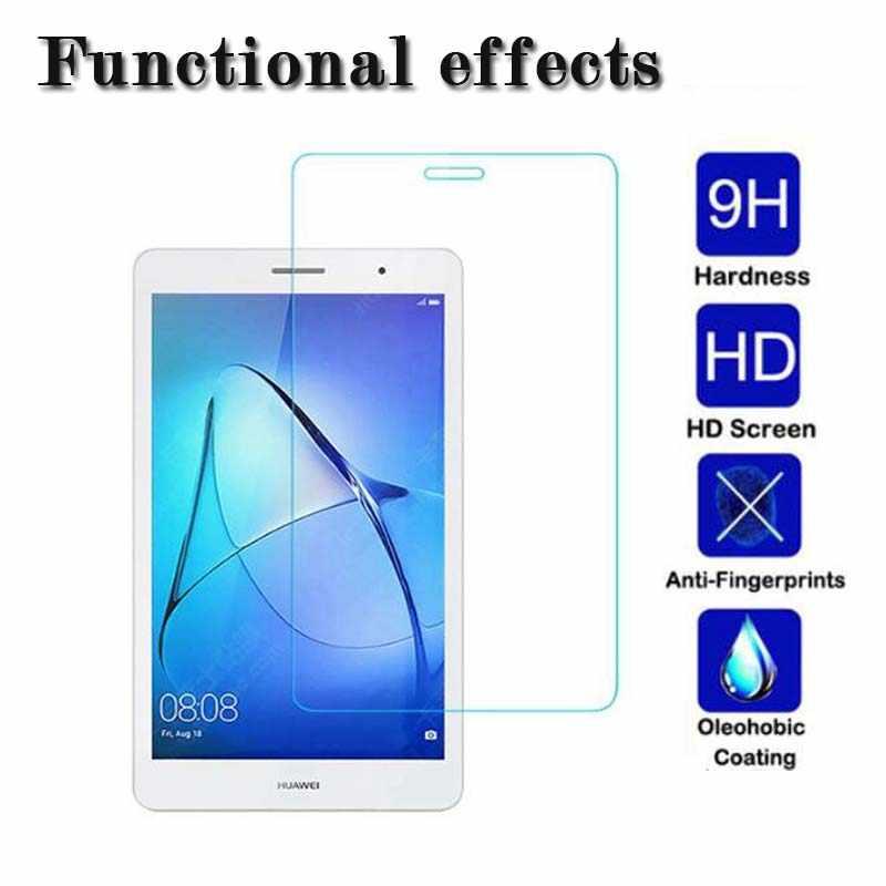Máy Tính Bảng Kính Cường Lực Cho Huawei MediaPad T3 7 3G 8 9.6 10 T5 10.1 Cường Lực Bảo Vệ Truyền Thông Miếng Lót M5 Pro 10.8 BG2-U01 Tấm Bảo Vệ Màn Hình