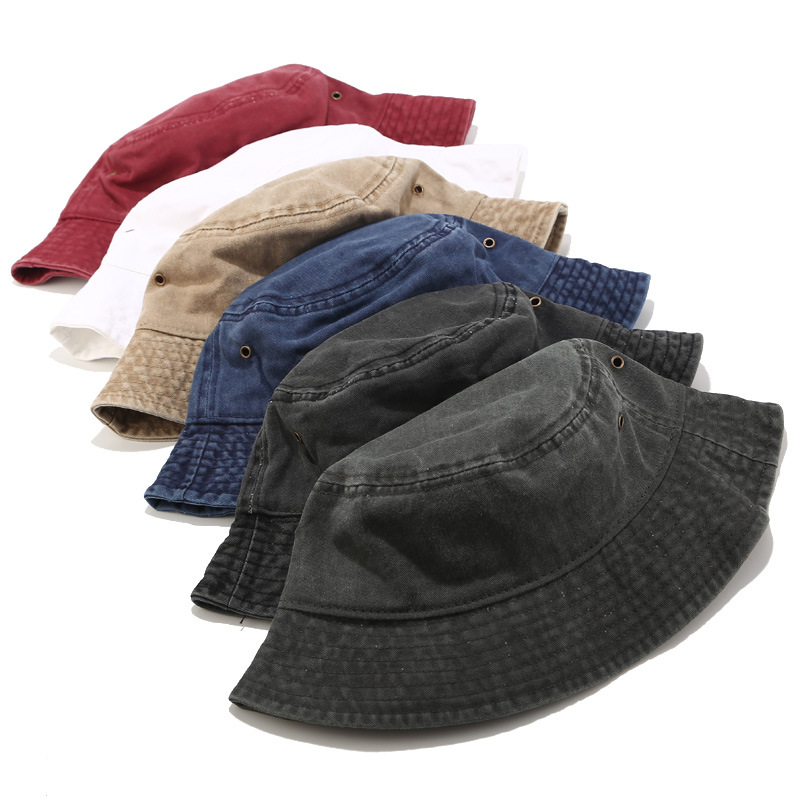 2020 New Fisherman's Hat Bucket Hat Unisex Fashion Bob Caps Hip Hop Gorros Men Women Panama Warm Windproof Bucket Hat Outdoor
