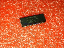 10pcs/lot HEF4069UBP DIP HEF4069 DIP14 new and original IC In Stock