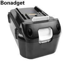 Bonadget 4.0Ah е-байка 36В для Makita Замена BL3640 BL3626 4000 мА/ч, литий-ионный аккумулятор Перезаряжаемые Батарея электрические инструменты Батарея аксессуары