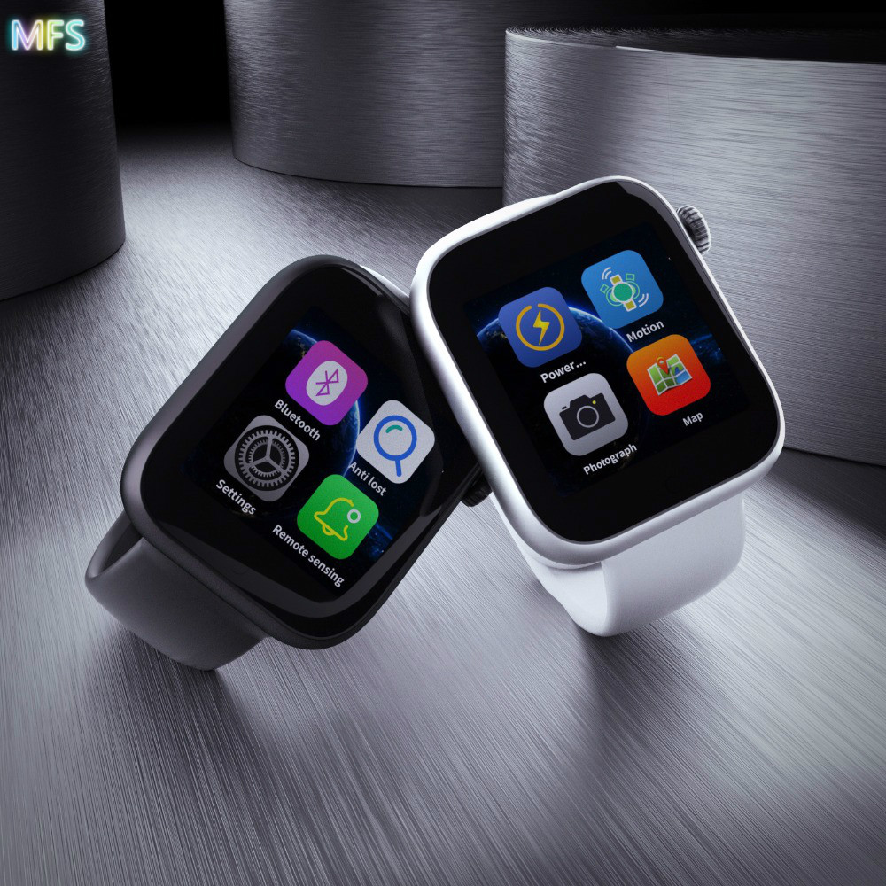 New Z6 Smart Watch Sim Card Fitness Bluetooth Android Watch Phone Watches Camera Music player Smartwatch PK GT08 DZ09 Q18 Y1