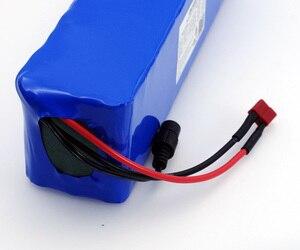 Image 3 - Varicore 36v 12Ah 18650リチウム電池パック10s4pハイパワーオートバイ電気自動車の自転車スクーターbms + 42v 2A充電器
