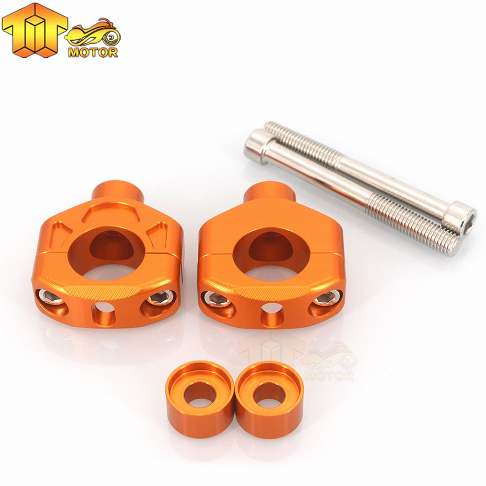 Motorcycle Handlebar Mount Clamp High Lifter Risers for KTM 390 690