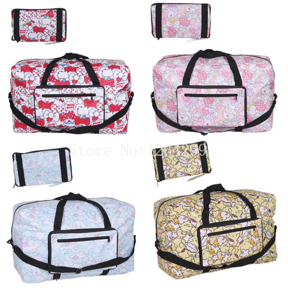 Messenger-Bag Travel-Bags Cinnamoroll Melody Children Nylon Girls Waterproof New-Fashion