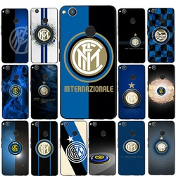 Inter club Mobile Phone Case for Huawei P8 Lite P9 Lite P9 Lite Mini P10 Lite P20 Lite P30 Lite P20 Pro P30 Pro