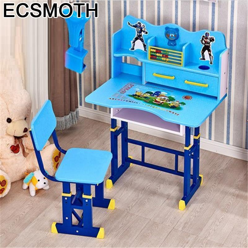 Per And Chair Pour Infantiles Y Silla Tavolo Bambini Toddler Adjustable Kinder Mesa Infantil Bureau Enfant Study Table For Kids