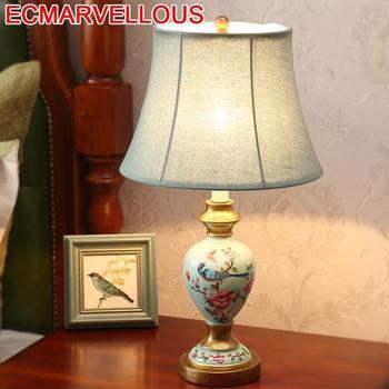 Lampade da tavolo 웨딩 데코 크리스탈 lampada comodino abajur quarto luminaria lampara 드 메사 파라 엘 도미토리오 테이블 램프