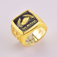 Hot Sale Vintage Mans Rings Special Design Fashion Gold Finger rings PUNK Style Party