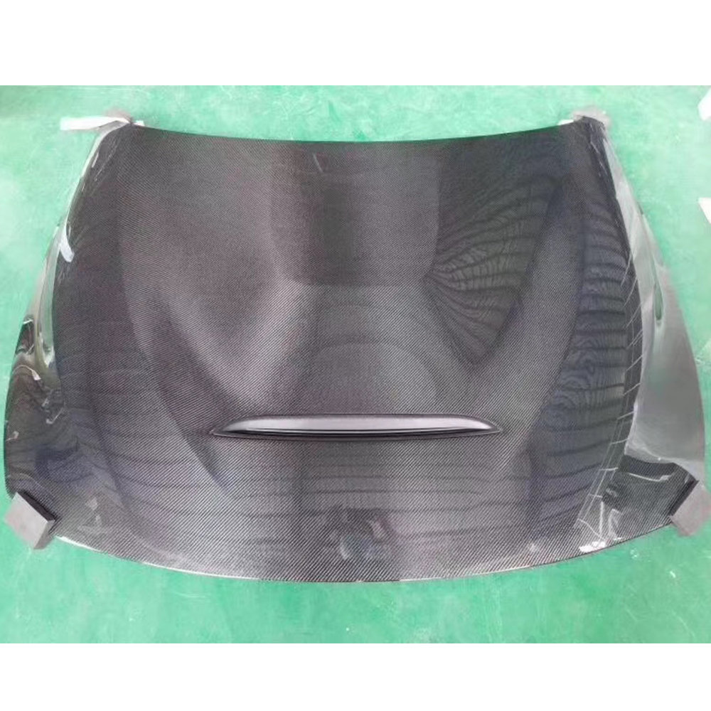 M2 Carbon Fiber Replaced Style Engine Cover Hood Bonnet for BMW F87 M2 F22 F23 2 Series 2015 - 2019 image