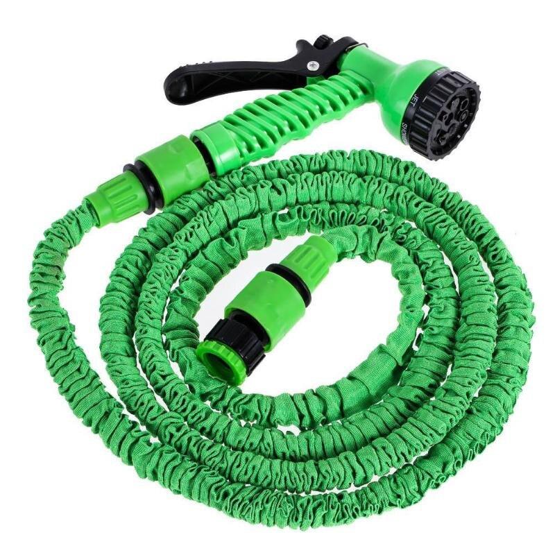 25FT 150FT садовый шланг, водопроводная труба, Распылительная насадка, расширяемая, волшебные гибкие садовые шланги, трубный распылитель 7 в 1, поливочный распылитель|Уличные инструменты|   | АлиЭкспресс