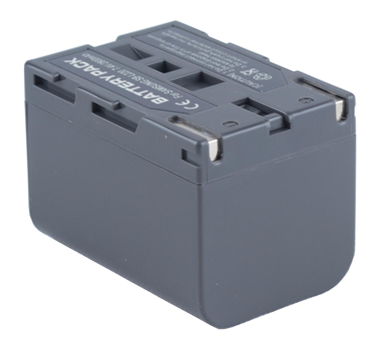 VP-D6040 Battery Pack for Samsung VP-D6050 VP-D6040i Digital Video Camcorder VP-D6050i