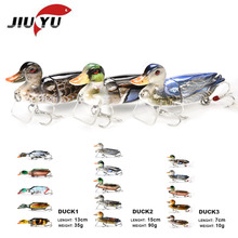 lure Tactical Outdoor Duck For Hunting Target simulation Mallard for Hunting Decoy bait PE material Floating Fake male Duck spain wholesale outdoor hunting plastic duck decoy remote control 6v mallard hunting decoys with spinning wings from xilei