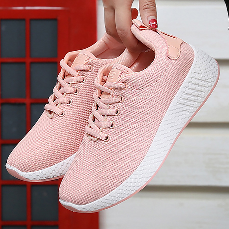 Superstar Shoes Women Nice Trendy Air Mesh Girls Sneakers Shallow  spring/autumn Shoes Solid Black Shoes Scarpe Donna Size 35 50|Women's  Vulcanize Shoes| - AliExpress