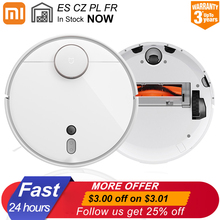 [1 3 days]  stock Xiaomi Vacuum 1S LDS  Vslam Dual Nav MI Robot Cleaner Smart Planned App Control Auto Charge sweep aspirador