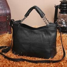 Cobbler Legend Genuine Leather Women Handbags 2019 Brand Buc