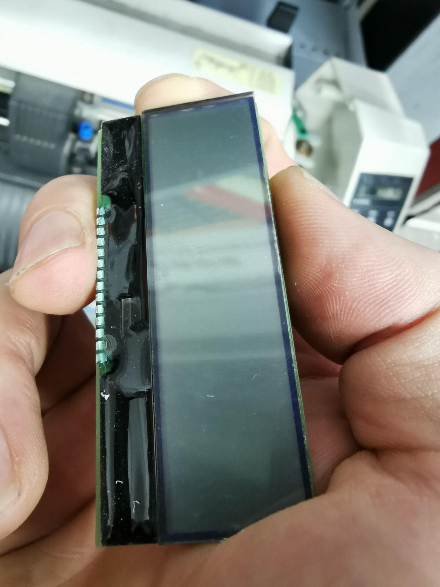 Graphtec CE5000 LCD 화면