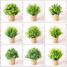 Artificial Flower Simulation Plant Plant Plastic Flower Home Decoration Decoration Decoration Bonsai Potted