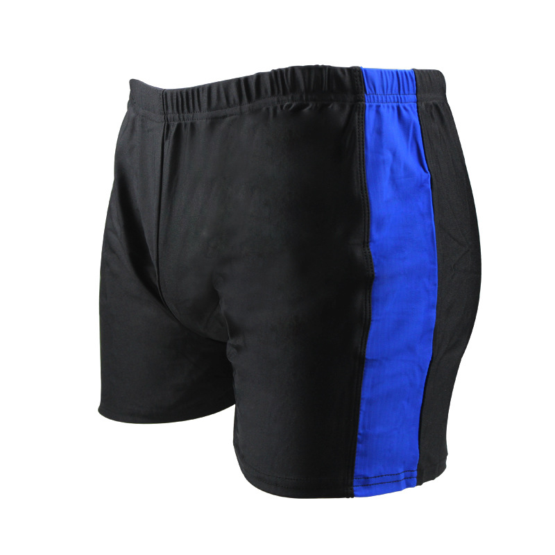 Large Size Men Beach Swimming Shorts Fashion Stripes AussieBum Comfortable Breathable Hot Springs Men's Swimming Suit