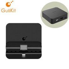 Gulikit NS05 Dock Portable pour commutateur Station d'accueil avec USB-C PD support de charge adaptateur USB 3.0 Port