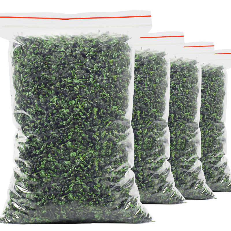 2019 จีน Anxi Tiekuanyin ชาสด 1275 ชาอูหลงอินทรีย์สำหรับชาลดน้ำหนัก Health Care Beauty สีเขียวอาหาร