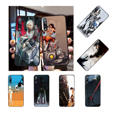 NBDRUICAI Portal 2 Soft Silicone TPU Phone Cover for Huawei Honor 20 10 9 8 8x 8c 9x 7c 7a Lite view(China)