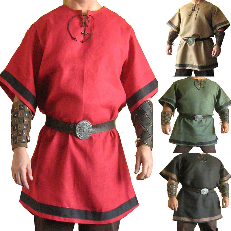 New Products Hot Selling Medieval Retro Performance Wear Escort Service Cospaly Service