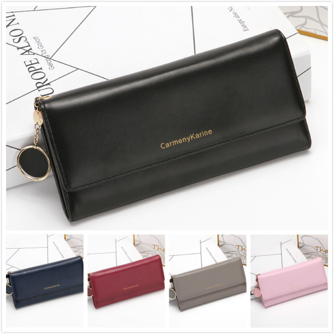 Hce1fa6c5ef3e484ab11d9cf8c07f8d8bh - New Fashion Women Wallets | Multi-functional