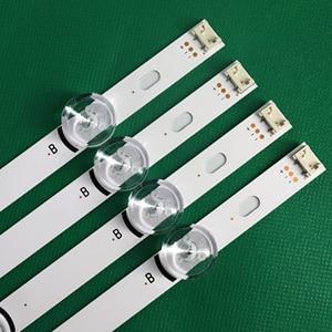 """Image 5 - 100% novos 8 pces (4 * a, 4 * b) tiras de led substituídas novas para lg innotek drt 3.0 42 """" a/b tipo 6916l 1709b 1710b 1957e 1956e 6916l 1956a"""