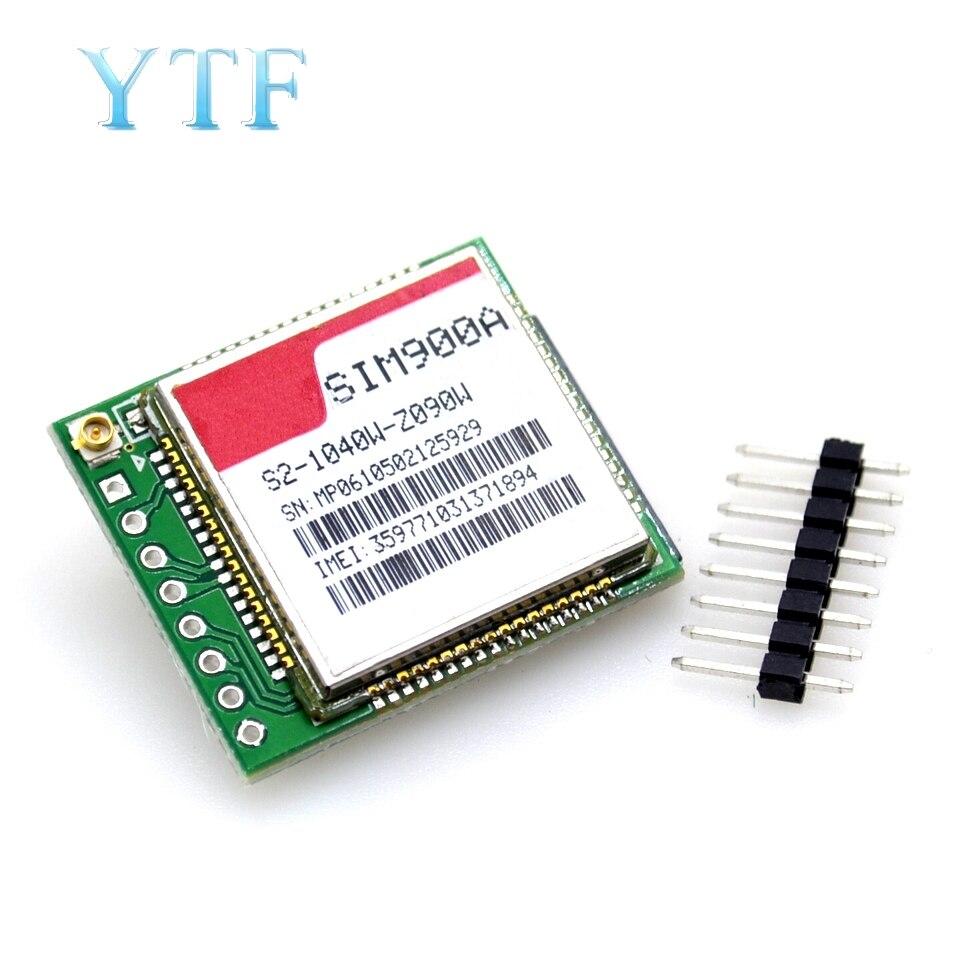 SIM900A Module Call SMS GSM/GPRS Wireless Data Transfer