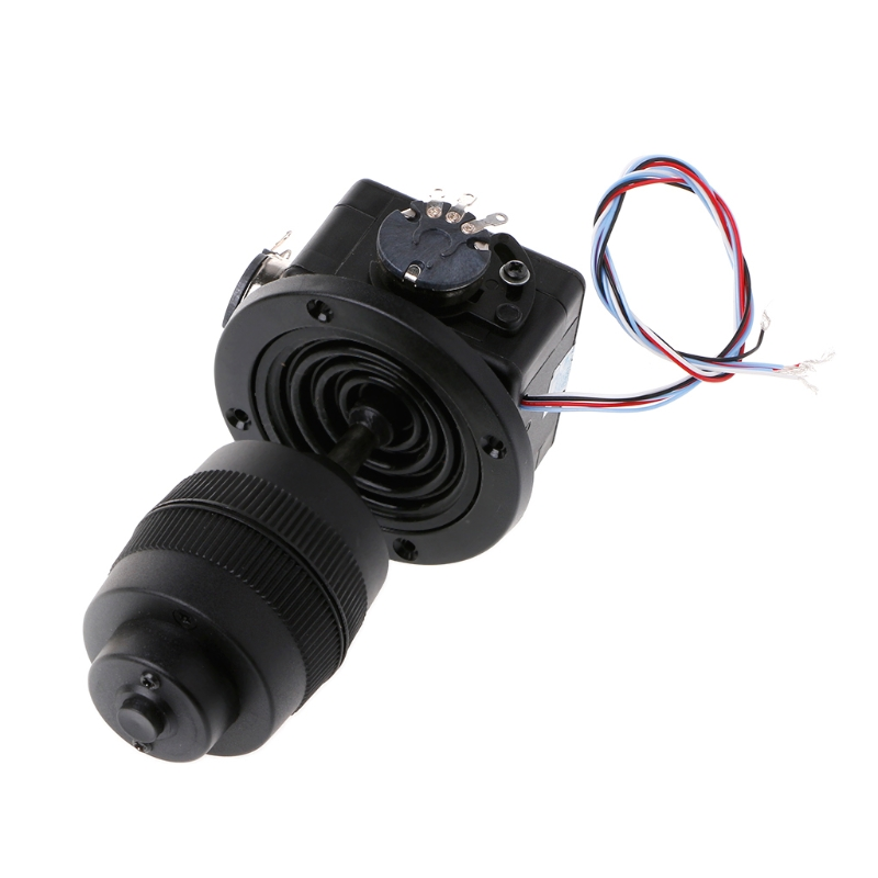 4-Axis Plastic Joystick Potentiometer For JH-D400X-R4 10K 4D With Button Wire K1KF