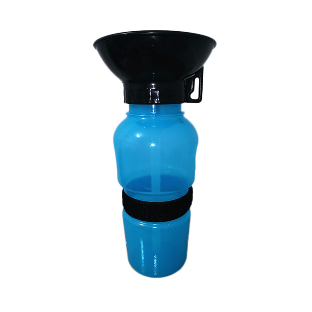500ml Dog Water Bottle Pet Puppy Cat Sport Portable Travel Outdoor Water Bowl for Dogs Drinker Drinking Water Mug Cup Dispenser