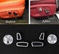 Стикер для автомобильного сиденья с регулируемой кнопкой переключения  для Maserati Levante 2016/Ghibli 2014-2017/Quattroporte 2013-2017