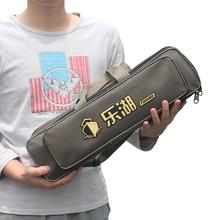 50cm/60cm/70cm Probable 2 layer Fishing Bag Fishing Pole Tools Storage