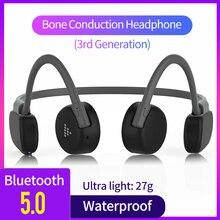 Waterproof & Sweatproof Bluetooth Wireless Headphones Bone