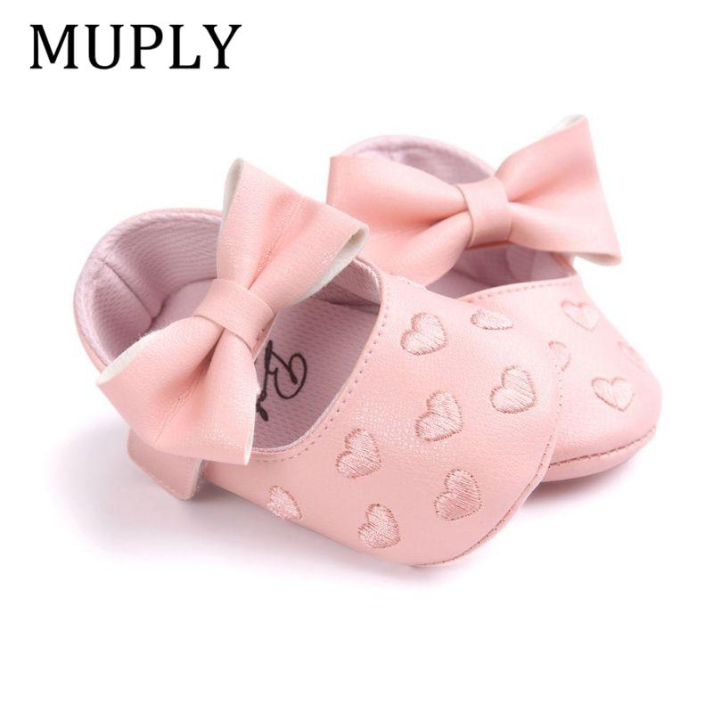 Детские мокасины из искусственной кожи для маленьких мальчиков и девочек; Moccs Shoes; Мягкая нескользящая обувь с бантом и бахромой; Обувь для кроватки 3