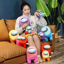 Muñecas de animales de peluche Kawaii de alta calidad, juguetes de peluche de colores, suaves para bebés, regalos de cumpleaños