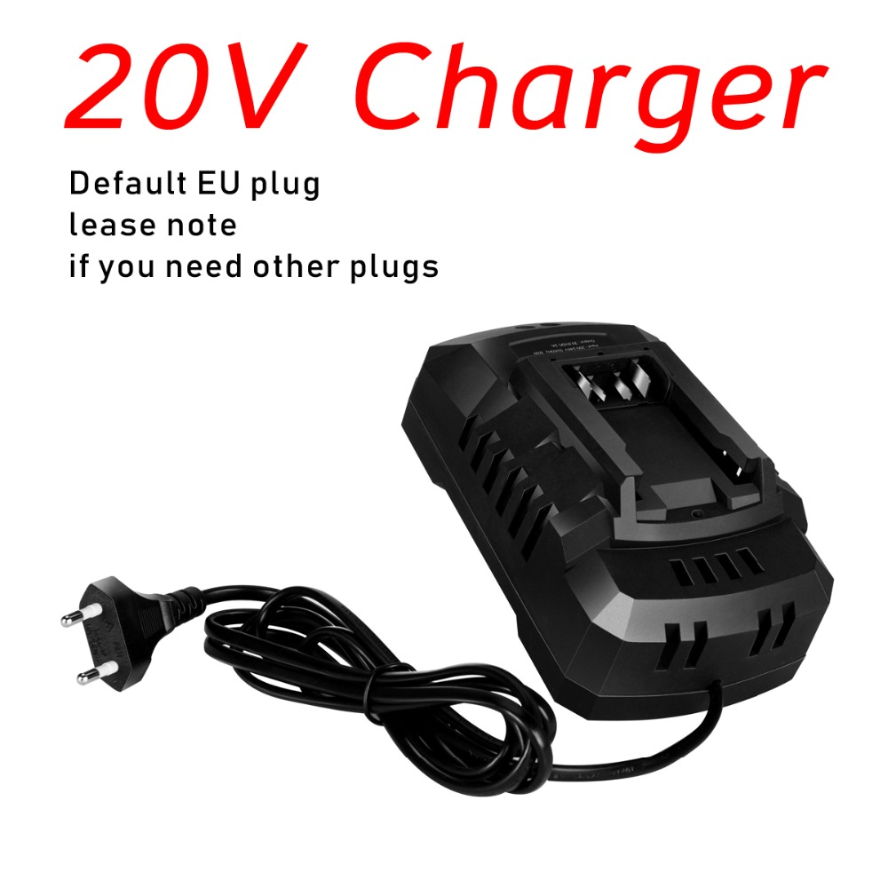 PROSTORMERLithium Battery Charger