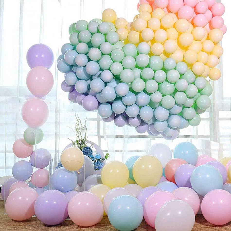 <font><b>10</b></font>/50pcs 10inch Latex Macaroon Balloons pearl graduacion <font><b>Birthday</b></font> <font><b>Decoration</b></font> Kids baby shower Balloon Party Wedding Accessories image