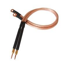 Penna per saldatrice a punti fai da te penna per saldatore a punti portatile per batteria da 18650 produzione manico per saldatura a impulsi Mobile di alta qualità