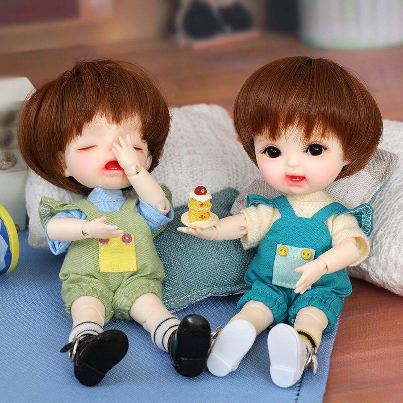 Image 4 - デイジー 1/8 Secretdoll Dollbom BJD SD  人形本体モデルベビーガールズボーイズ高品質おもちゃショップ樹脂フィギュア Irrealdoll -     グループ上の おもちゃ