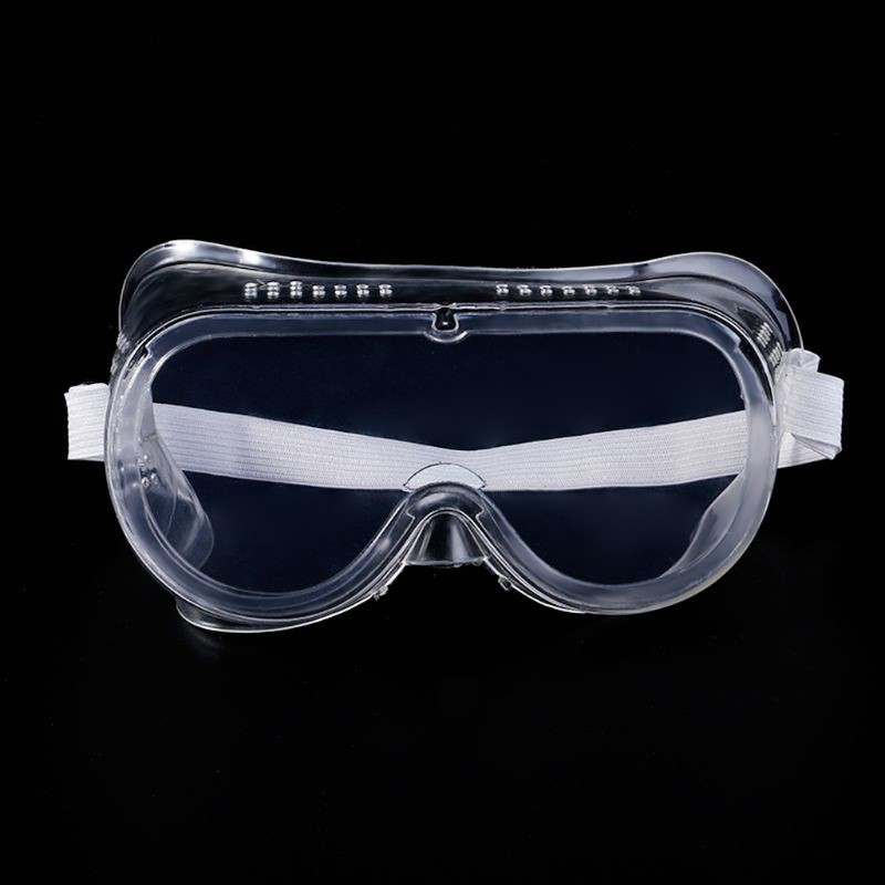 Medical Safety Protective Goggles Medical Glasses Transparent Lens Goggles Prevent Infection Eye Mask Anti-Fog Splash Goggles