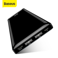 Baseus 20000mAh Power Bank External Battery USB Type C PD Fast Charging Powerbank Portable Charger For Phone|Power Bank| |  -