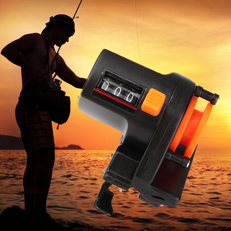 1 шт., рыболовная леска 0-999 м, 6 см
