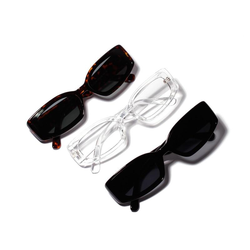 New Round Sunglasses Men Women Luxury Mirror Vintage For Women Square Sun Glasses Color Transparent  Retro Classic Female UV400