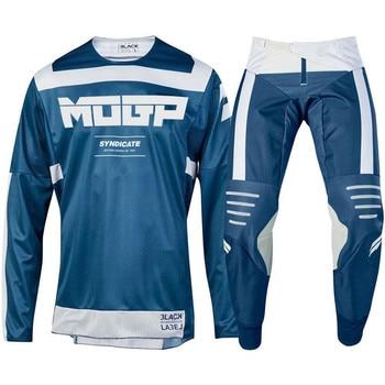 Racing Suit Jersey Pant Combo Motorcycle Bike ATV BMX MTB Mx Off-Road Downhill Riding Adult Gear Set