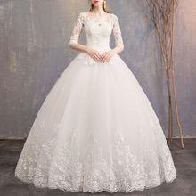 فستان الزفاف دعم زي ثوب نسائي زلة كبيرة 6 الأطواق يارنلس تنورات للنساء العروس